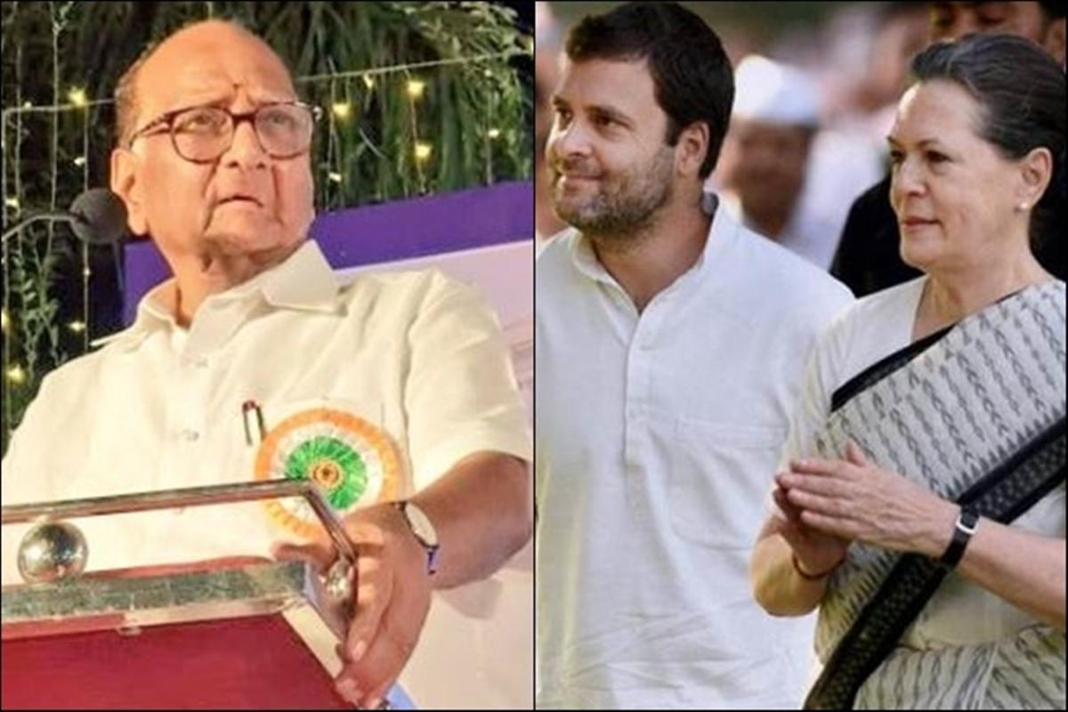 शरद पवार ने राहुल गांधी को दिखाया आईना, बोले 1962 में क्या हुआ, ये नहीं भूल सकते