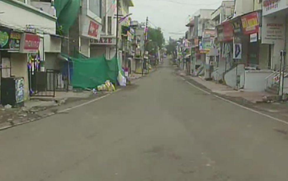 महाराष्ट्र के इन इलाकों में लागू हुआ 'जनता कर्फ्यू'