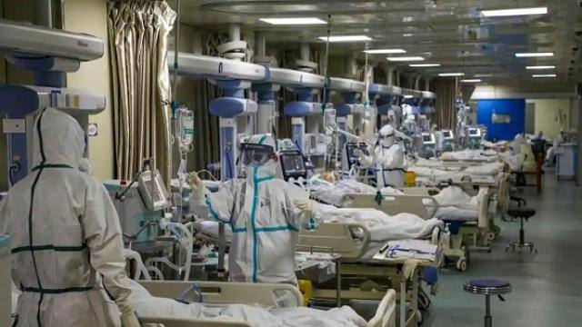 Maharashtra Corona virus updates: महाराष्ट्र में अब तक का सबसे बड़ा उछाल, 24 घंटे में कोरोना वायरस के 5537 मरीज