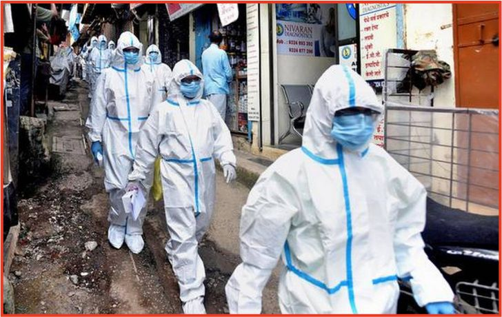 Maharashtra records highest one-day spike of 11,147 COVID-19 cases...