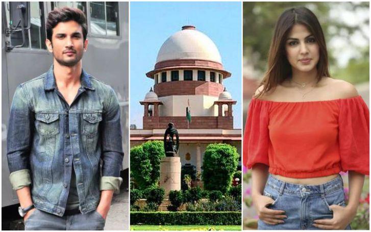Sushant suicide Case: रिया चक्रवर्ती ने किया सुप्रीम कोर्ट का रुख