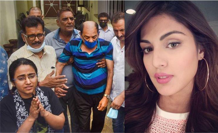 सुशांत सिंह राजपूत के परिवारों ने की रिया चक्रवर्ती को गिरफ्तार करने की मांग