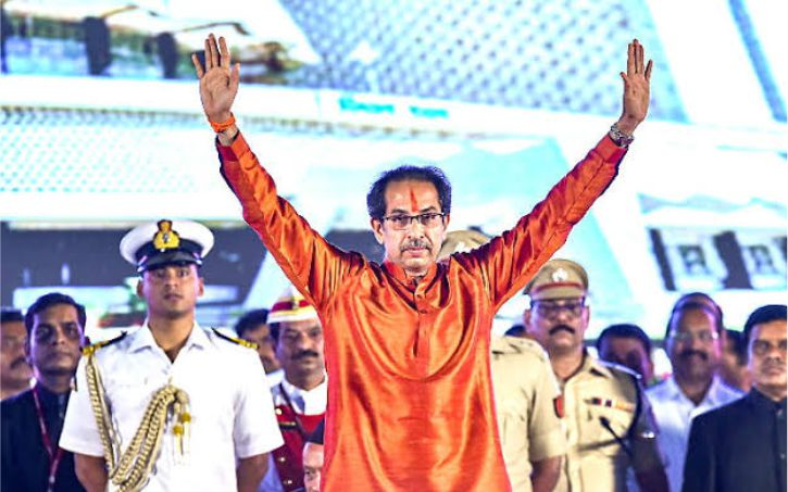 उद्धव ठाकरे ने दी चुनौती.. बोले 'महाराष्ट्र सरकार गिराकर दिखाए, मैं फेविकॉल लगाकर नहीं बैठा हूं'