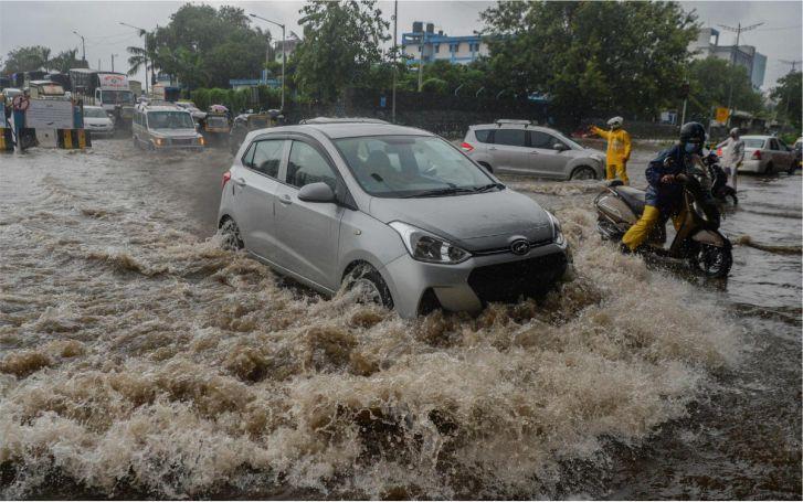 कल भी जारी रहेगा भारी बारिश, मुख्यमंत्री की अपील घरों से बाहर ना निकलें