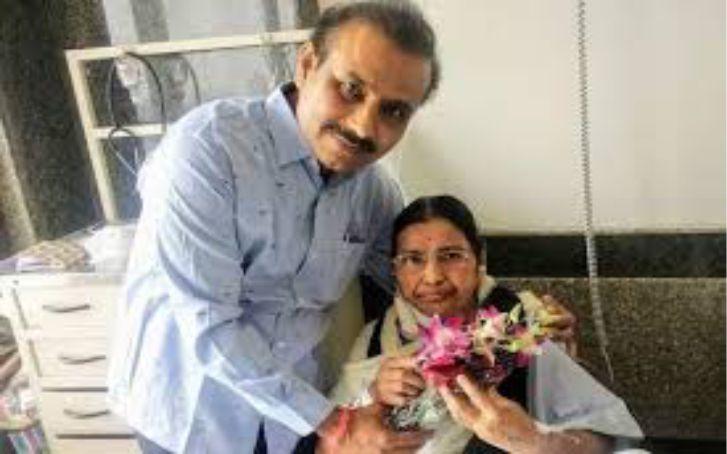 महाराष्ट्र के स्वास्थ्य मंत्री राजेश टोपे की मां शारदा टोपे का निधन