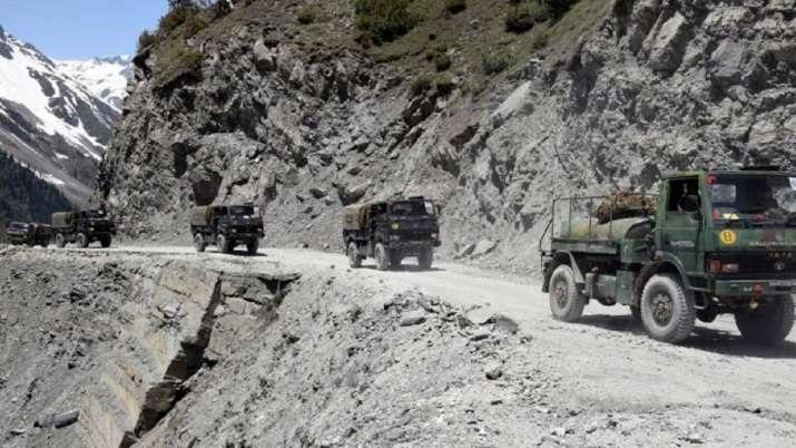 गलवन घाटी में ऑरेंज अलर्ट पर भारतीय सेनाएं, चीन को तबाह करने के लिए एयर मिसाइल सिस्टम तैनात