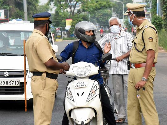 for no mask in mumbai bmc will take rs 1000