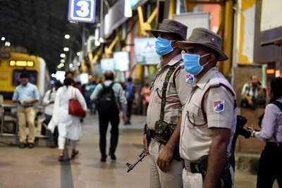 मुंबई में आतंकी हमले का खतरा, पुरे मुंबई शहर में हाई अलर्ट