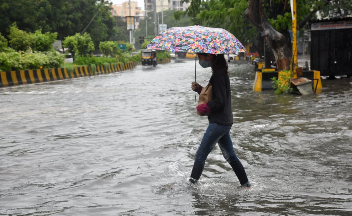 Mumbai Rains Live Updates- Metro Mumbai