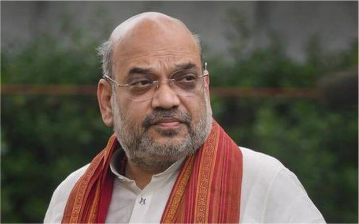 Home Minsiter Amit Shah tests positive for COVID19, admitted to hospital