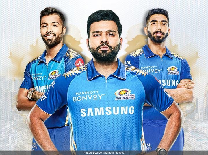 IPL 2020: मुंबई इंडियंस ने जारी की नई जर्सी, फैन्स से की ये अपील
