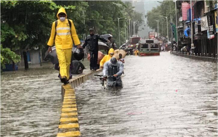 Mumbai rain: मौसम विभाग का अलर्ट, मुंबई में फिर भारी बारिश की चेतावनी