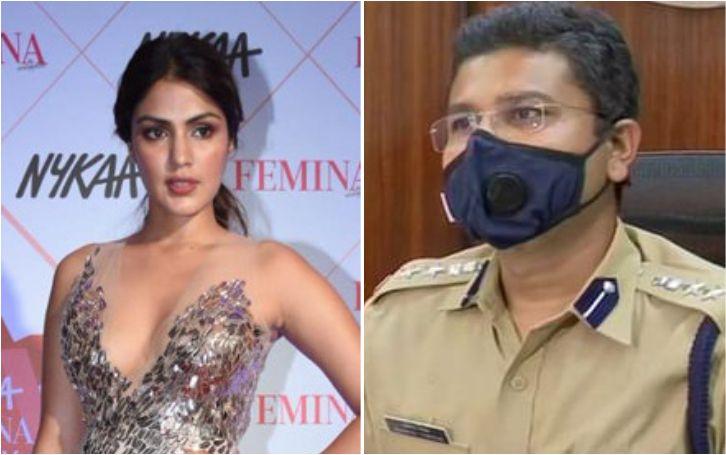 रिया चक्रवर्ती की कॉल डिटेल में बड़ा खुलासा; 'रिहा मुंबई के DCP के संपर्क में थी'