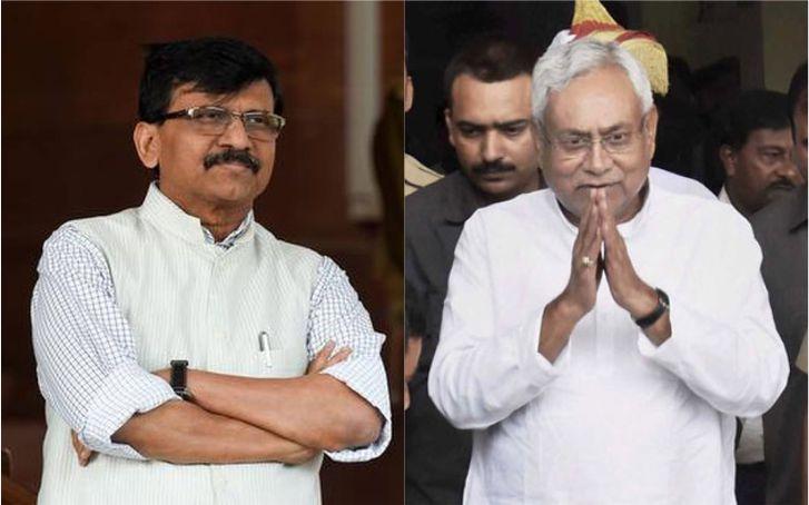 संजय राउत ने बिहार सरकार पर साधा निशाना, कहा- मेरे अंगने में तुम्हारा क्या काम है