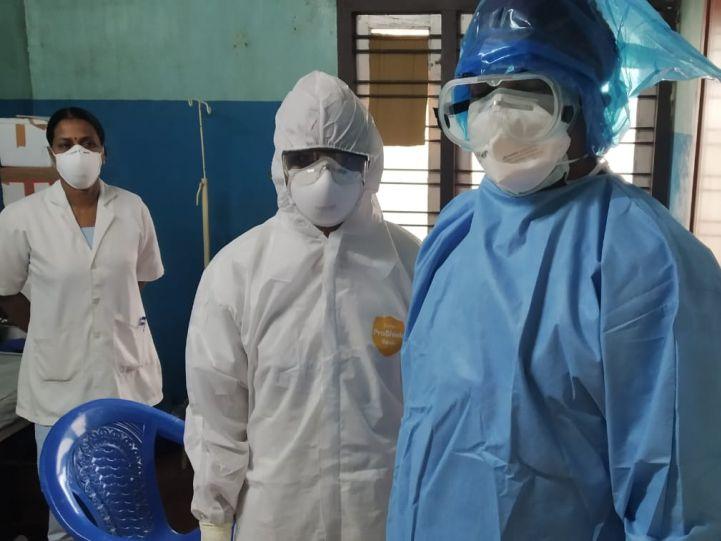 Coronavirus: महाराष्ट्र में कोरोना के 22084 नए मामले और 391 मौतें