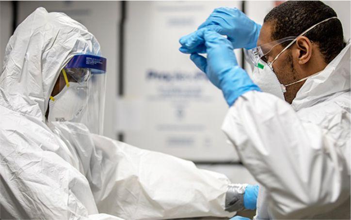 महाराष्ट्र में कोरोना बेकाबू, साढ़े 12 लाख के पार पहुंचा संक्रमितों का आंकड़ा