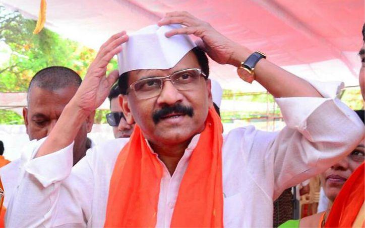 शिवसेना सांसद संजय राउत को पार्टी का मुख्य प्रवक्ता नियुक्त किया गया