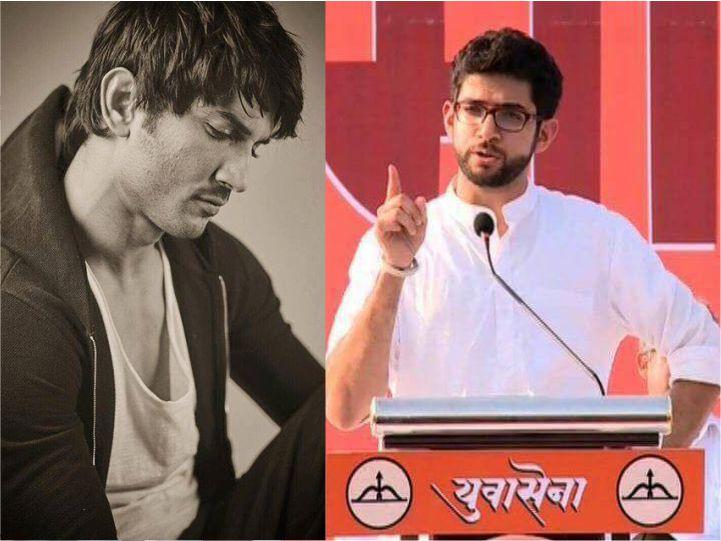 सुशांत केस में आदित्य ठाकरे को बचाने के लिए शिवसेना ने कांग्रेस वालों को पगार पर रखा है: नीलेश राणे