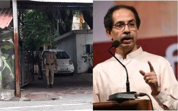उद्धव ठाकरे के घर मातोश्री को बम से उड़ाने की धमकी देने वाला शख्स राजस्थान से गिरफ्तार