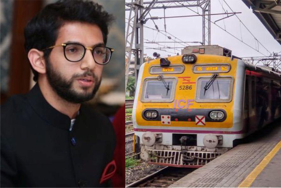 आदित्य ठाकरे बोले 15 अक्टूबर से सभी के लिए लोकल ट्रेन शुरू करने पर विचार कर रही है सरकार