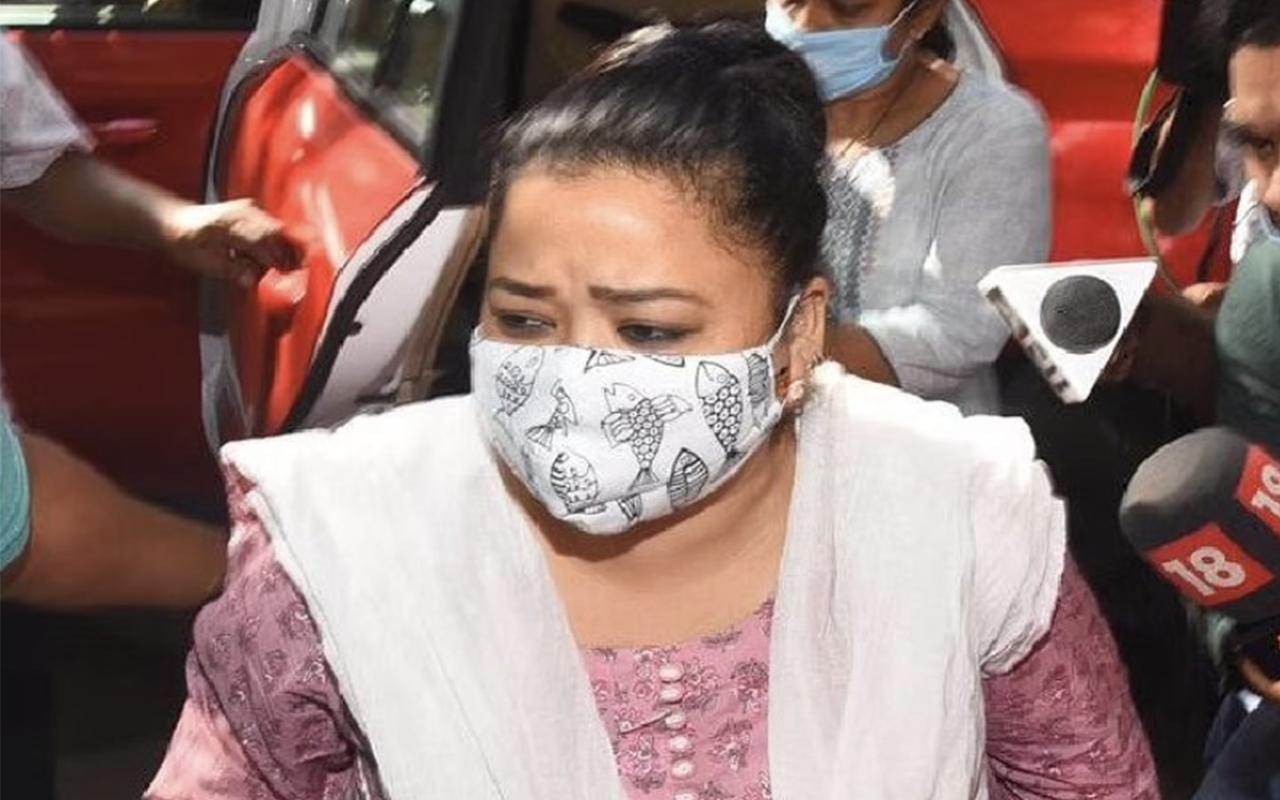भारती सिंह को NCB ने किया गिरफ्तार, घर से मिला था गांजा