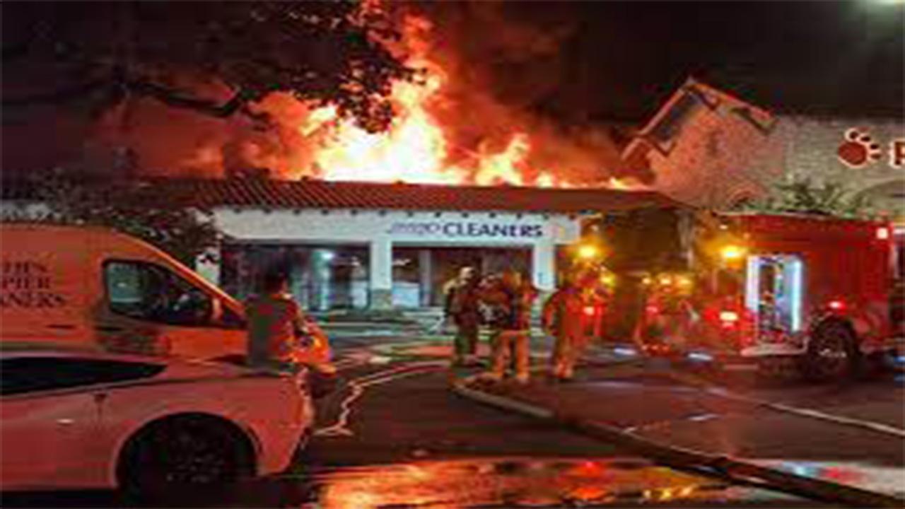 पालघर जिले के बोईसर एमआईडीसी के केमिकल फैक्ट्री में लगी आग, दो लोग गंभीर रूप से घायल