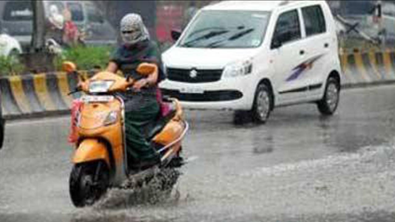 राज्य में अगले 5 दिनों में भारी बारिश की संभावना, मौसम विभाग का अनुमान