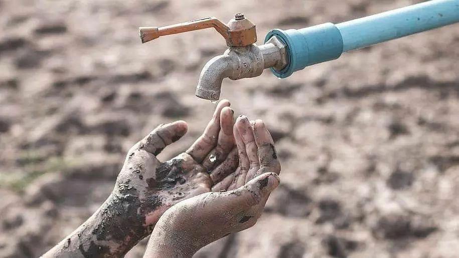 भुसावल में पीने के पानी की समस्या को लेकर BJP का अनशन