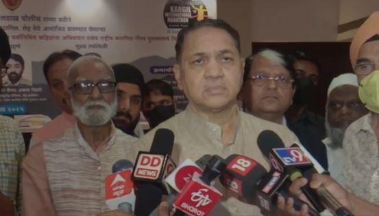 भूस्खलन की घटनाओं पर महाराष्ट्र के गृहमंत्री का बड़ा बयान