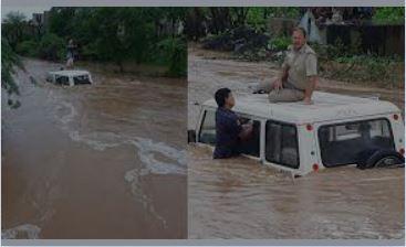 महाराष्ट्र में बाढ़ के कारण सरकारी खजाने पर पड़ा अतिरिक्त बोझ, जानिए कितने हजार करोड़ का हुआ नुकसान?