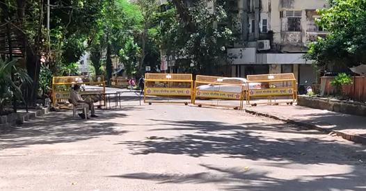 आज मुम्बई हो गई सूनी!