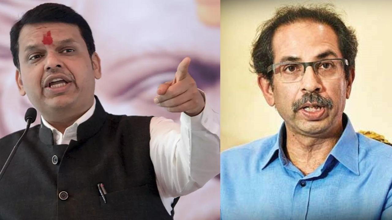 CM ठाकरे ने दिया BJP-शिवसेना गठबंधन का इशारा! फड़णवीस ने दिया ऐसा जवाब