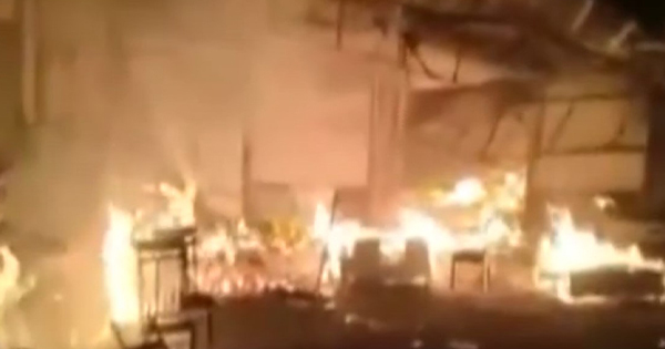 भिवंडी में पांच फर्नीचर कारखाने जलकर खाक, आग पर ऐसे पाया गया काबू