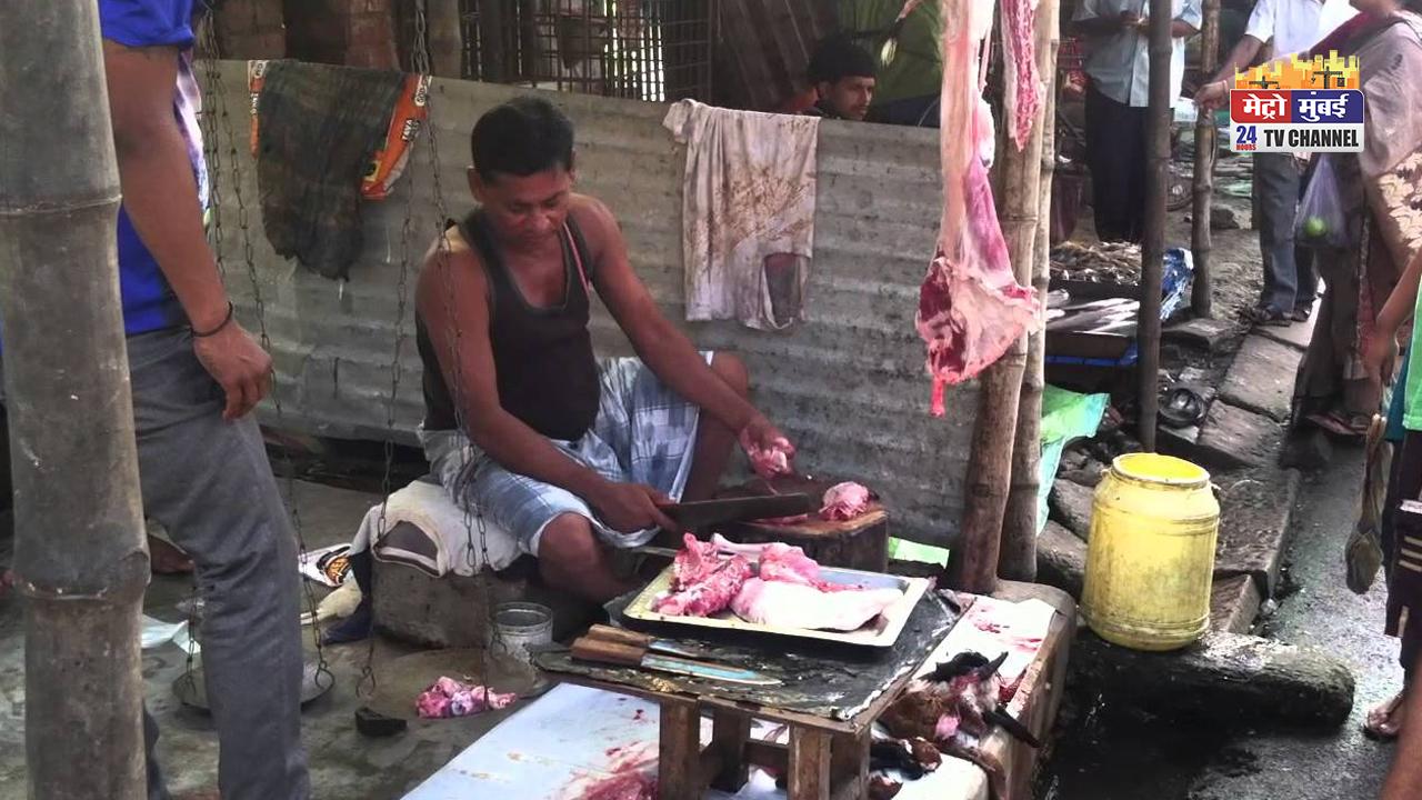 नवरात्री के बाद  बढ़े चिकन और मटन के दाम
